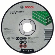 Круг отрезной камень Bosch 115х2,5 мм (22,23) (U0 1) 2.608.600.320 фото