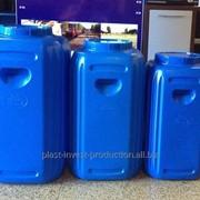 Пластиковые бочки фото