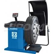 Стенд балансировочный для грузовых и легковых колес Sivik TRUCKER (СБМП-200 Ст) фото