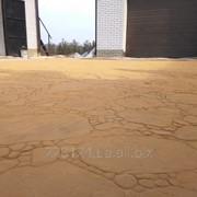 Штампованный бетон фото