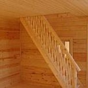 Подоконник деревянный 40мм 600 х 2,1м ель сорт АА без сучка фото