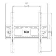 Кронштейн для LCD/LED телевизоров M-6B фото