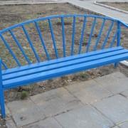 Скамейка 3 фото