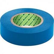 Сибртех Изолента ПВХ, 19 мм х 20 м, синяя Сибртех фото