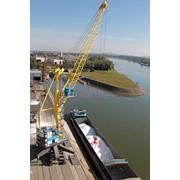 Мобильные портовые краны LHM 280 фото