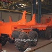 Трубовоз КАМАЗ 43118 вездеход с роспуском фото