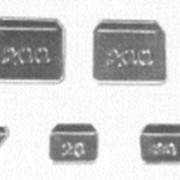 Набор гирь МГ4-1110 фото