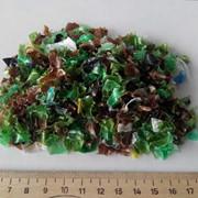 ПЭТ флекс коричнево-зелёный фото