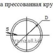 Труба прессованная круглая шифр профиля: 01/0308 D, мм 60 S, мм 2 фото