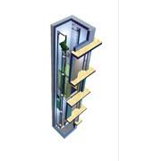Лифты и эскалаторы ZXWorld Посейдон без машинного помещения - высокая степень надежности, бесшумность, долговечность, плавность хода. Поставка под заказ, монтаж под ключ фото
