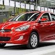 Автомобили легковые Hyundai фото