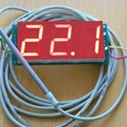 Модуль-терморегулятор 3D38LED фото