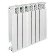 Радиатор TENRAD 500 80 12сек Алюминиевый фото