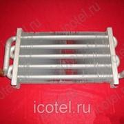Теплообменник первичный Ariston Uno MI 992189 (дымоходная версия) фото