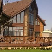Проектирование и строительство деревянных домов. фото