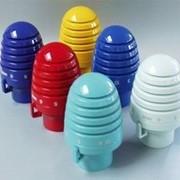 Головка термостатическая mini-Design белая фото