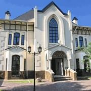 Дизайн, оформление, декорирование фасада дома натуральным камнем Крым фото