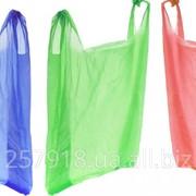 Полиэтиленовый пакет- пластик ламинат Кофе фото