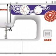 Машины бытовые швейные Швейная машина JANOME 4400 (15 строчек, регулятор длины стежка и ширины зигзага) New фото