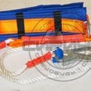 Удерживающая система УС-1аВ с амортизатором канат фото