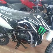 Мотоцикл XR 125 куб. фото