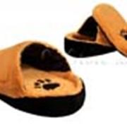 Лежак-тапок Zoo-M Slipper 50*32*26 см фото