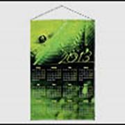 Календари текстильные с нанесением логотипа фото
