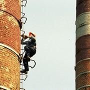 Ремонт, монтаж, обследование дымовых труб фото