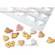 Трафарет-вырубка для печенья Пластиковый лист 60*40 см. фото