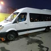 Туристический микроавтобус Мерседес 2013 г. фото