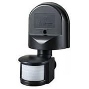 ИК-Датчик движ ДД-008 1100Вт (обзор=180гр./дальн.=12м) IP44 настен.-потол. черн ИЭК фото