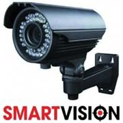 Вариофокальная уличная камера высокого разрешения с ИК подсветкой фото