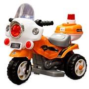 Мотоцикл эл. Мото, оранж,71х38х58 см фото