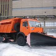 Машины уборочные УМП-2 фото