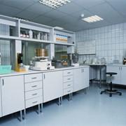 Мебель лабораторная фото