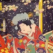 Гравюры японские фото