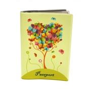 Обложка для паспорта Твой стиль, Дерево,188*134 2203.Т6 фото