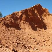 Глина грунт песок щебень отсев керамзит шлак фото
