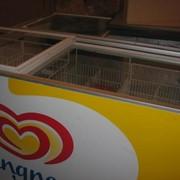 Лари холодильные фото