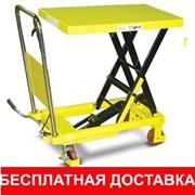 Стол-тележка г/п 0,3-1,5т, H подъема 300-1000мм. фото