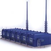 Блочно модульная котельная (угольная) МКУВ-3,6Шп фото