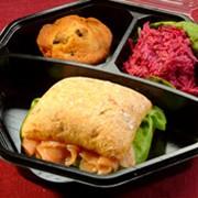 Доставка комплексных обедов, ланч-боксы фото