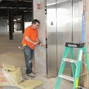 Монтаж лифта в Астане фото