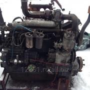 Двигатель СМД-18 фото