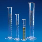 Цилиндры мерные лабораторные с пришлифованной пробкой 2-100-2 фото