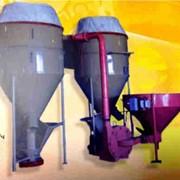 Комбикормовый мини-завод фото