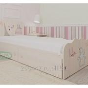 Кровать для детской Париж фото