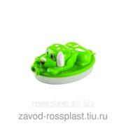 Щетка для ковров 2-х роликовая Собачка зеленый цвет, Код: РП-1023 фото