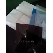 Пакет полиэтиленовый высокого и низкого давления фото