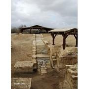 """Фотокартина на холсте """"Иордания. Место Крещения"""" фото"""